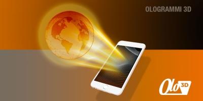 OLO3D: ologrammi in 3D per arredare e pubblicizzare
