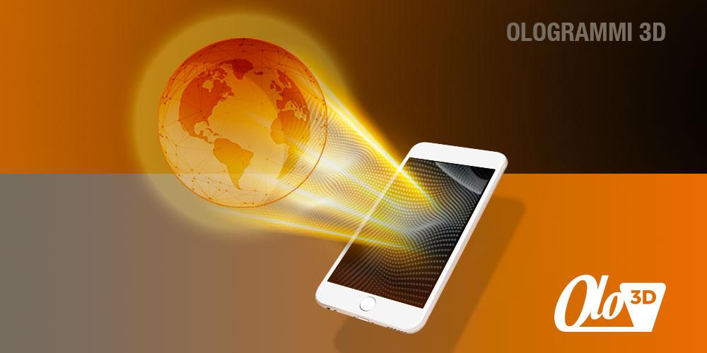 OLO3D: Ologrammi in 3D interattivi