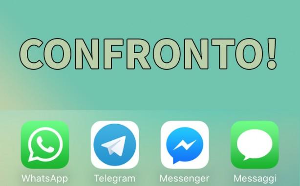 Qual è l'app di messaggistica migliore?