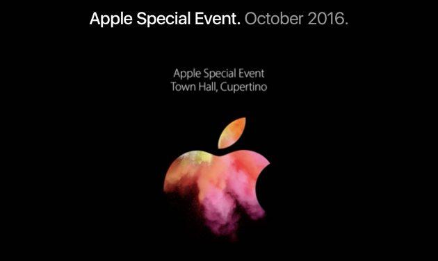 Evento speciale Apple 2016