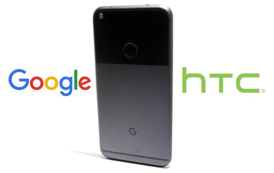 La divisione smartphone di HTC è stata acquistata da Google