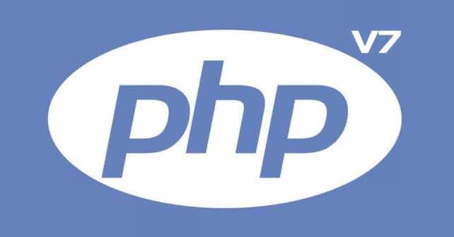 PHP si aggiorna alla versione 7