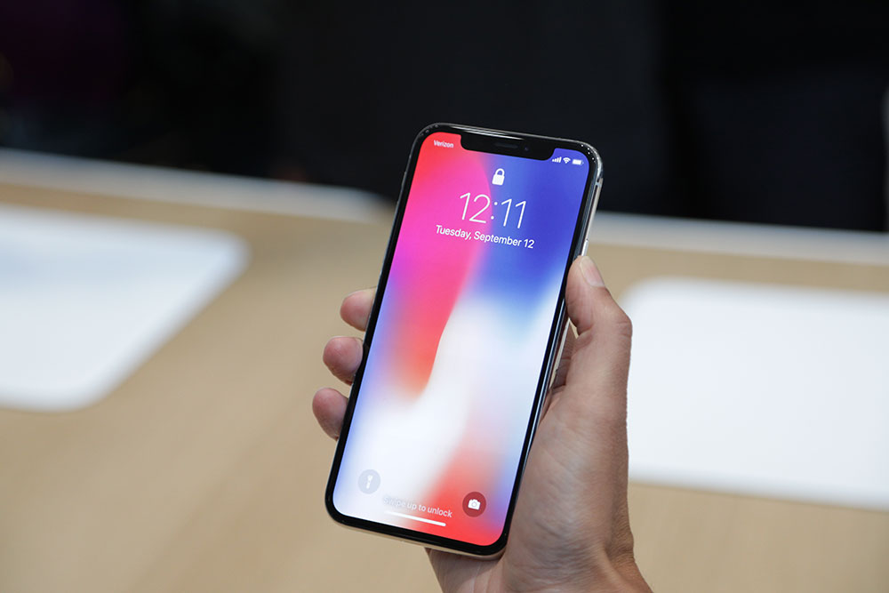 Pre-ordini dell'iPhone X